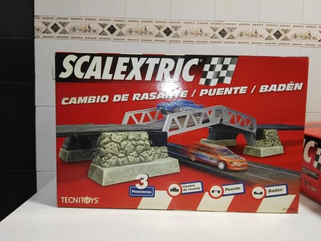 SCALEXTRIX COMO NUEVO - foto 2