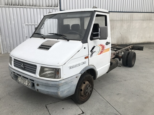 IVECO - TURBO DAILY - foto 1