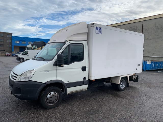 IVECO - DAILY ISOTERMO+FRÍO 0* C - foto 1