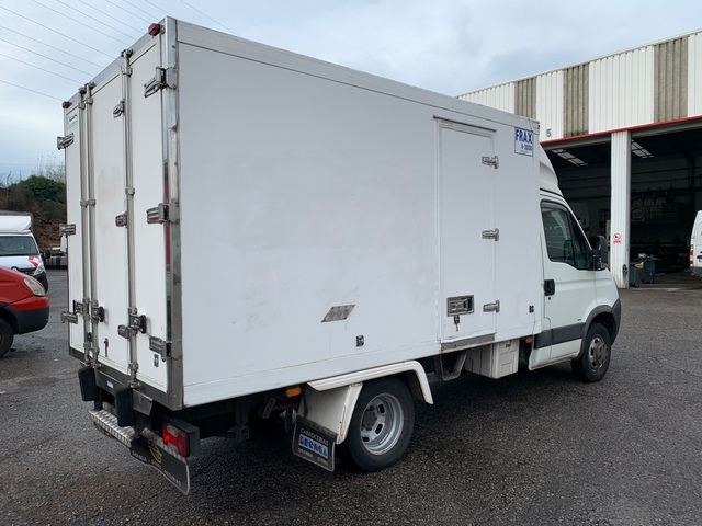IVECO - DAILY ISOTERMO+FRÍO 0* C - foto 7