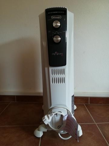 Radiador Eléctrico Aceite Delonghi