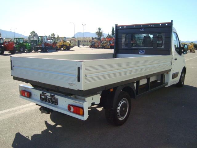 MIL ANUNCIOS.COM - Camion caja abierta Renault master 125.
