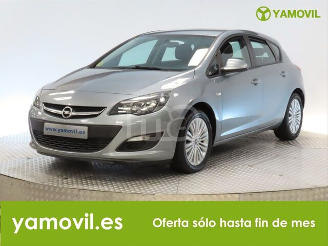 Petrificar ángel marxista  MILANUNCIOS   Opel Astra de segunda mano y ocasión en Madrid