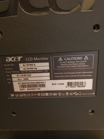 MONITOR ACER - foto 3