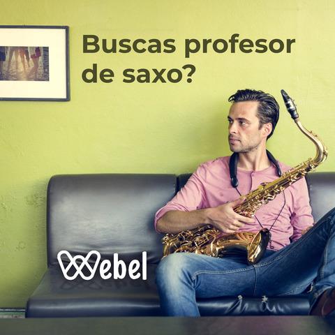CLASES DE SAXOFÓN A DOMICILIO - foto 1