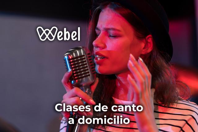 CLASES DE CANTO A DOMICILIO - foto 1