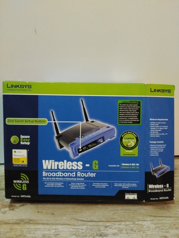 ROUTER INALÁMBRICO WIRELESS-G LINKSYS WR - foto 2