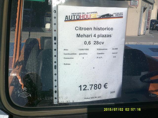 CITROEN - MEHARI VENDIDO! - foto 5