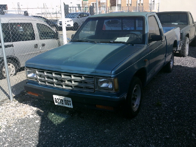 CHEVROLET - CAMIONETA S-10 PICK UP 2, 2D - foto 1