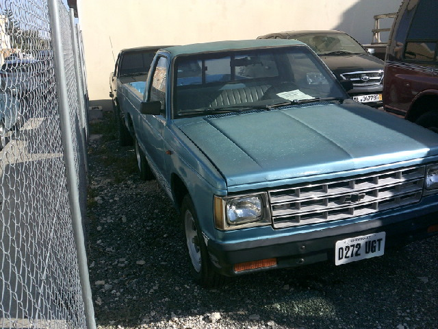 CHEVROLET - CAMIONETA S-10 PICK UP 2, 2D - foto 4