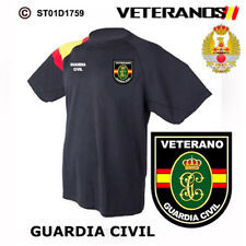Camiseta Veteranos De La Guardia Civil