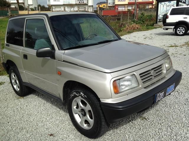 Suzuki Grand Vitara 2005-El Parabrisas Fundicion