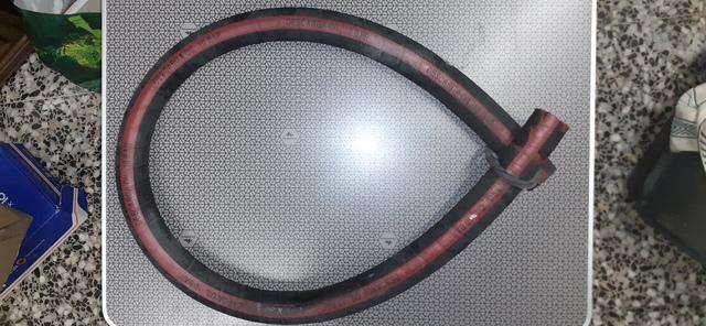 transparente Ø 5 x 8 mm 0,45 euros por m 1x 25 metros manguera de PVC