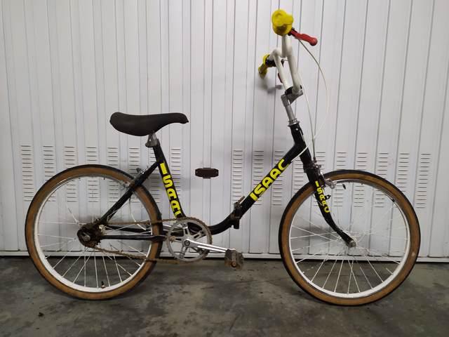 BICI BMX PLEGABLE - foto 1