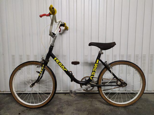 BICI BMX PLEGABLE - foto 2