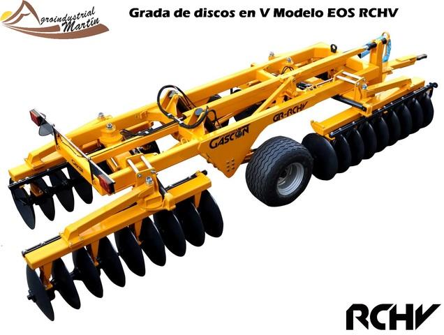 GRADA DISCOS GASCON EOS RCHV-380 32-26 - foto 1