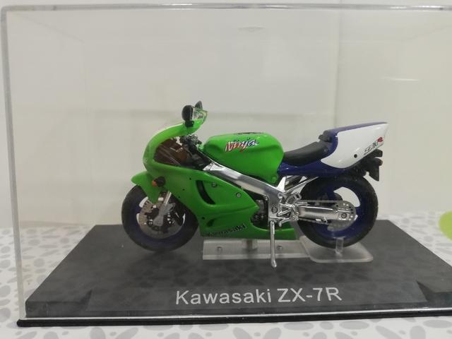 KAWASAKI - ZX7R NINJA - foto 1
