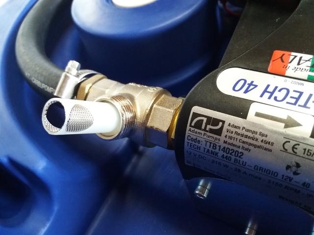 DEPOSITO TRANSPORTE GASOIL TECH TANK 440 - foto 4