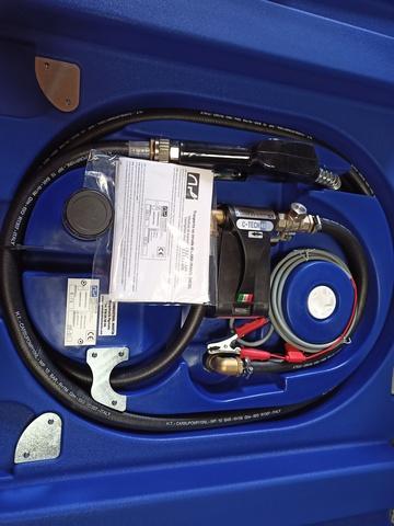 DEPOSITO TRANSPORTE GASOIL TECH TANK 440 - foto 7