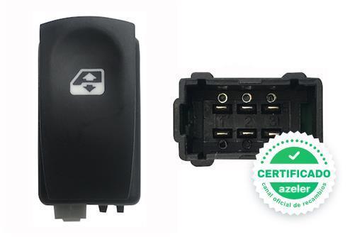 Original renault interruptor elevalunas elevalunas interruptor 8200315044