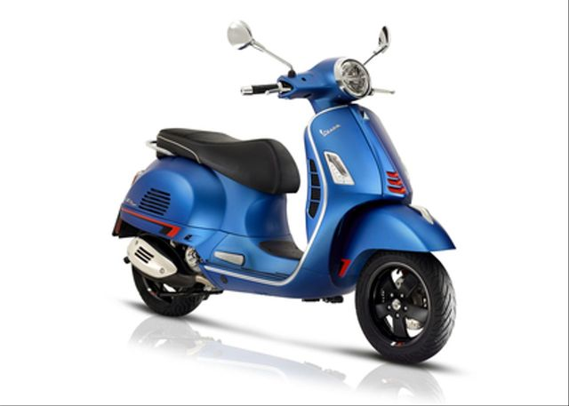 VESPA - GTS 125 IE SUPERSPORT - foto 6