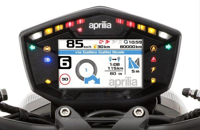 APRILIA - SHIVER 900 - foto 6