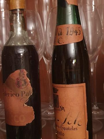 Botellas Bodega Paternina