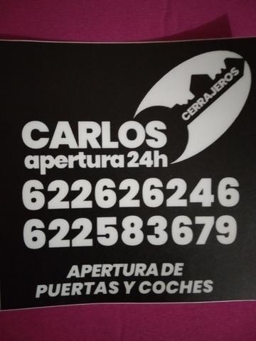 CERRAJEROS/ APERTURA - foto 1