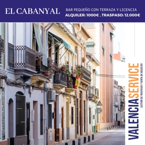 BAR EN EL BARRIO DEL CABANYAL - foto 1