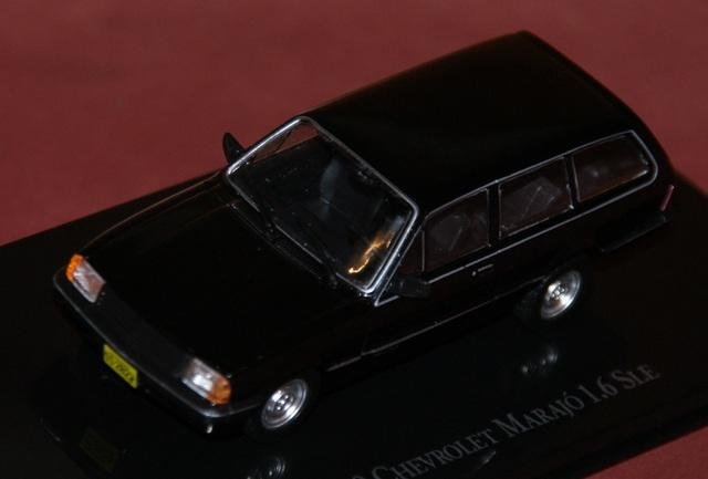 Chevrolet Marajo 1.6 Sle 1989 Escala 1:4