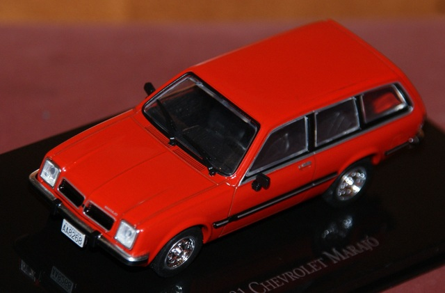 Chevrolet Marajo 1981 Escala 1:43 De Alt