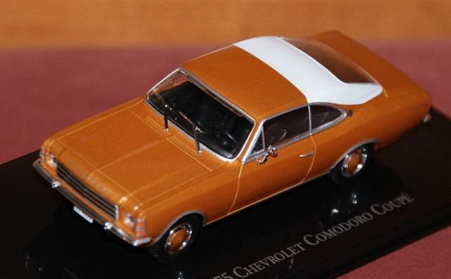 Chevrolet Comodoro Coupe 1975 Escala 1:4