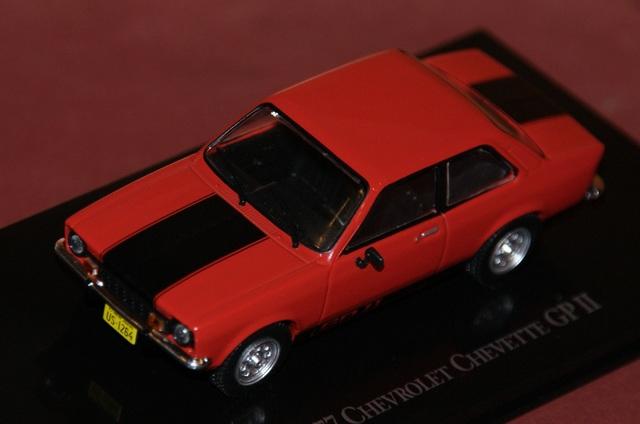 Chevrolet Chevette Gp Ii 1977 Escala 1:4