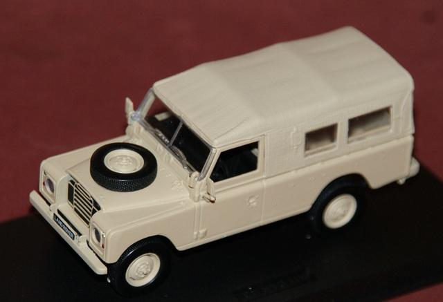 Land Rover 109 Serie Iii Militari Escala