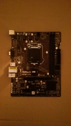 H81M-VG4  1150  ASROCK - foto 1