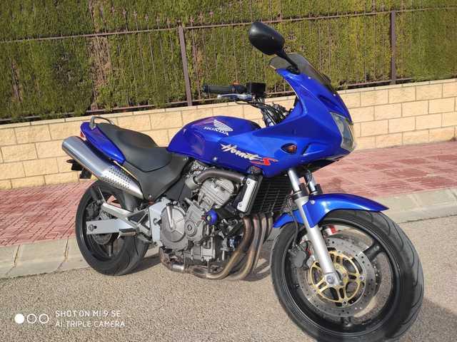 MIL ANUNCIOS.COM - Honda Cb600f hornet