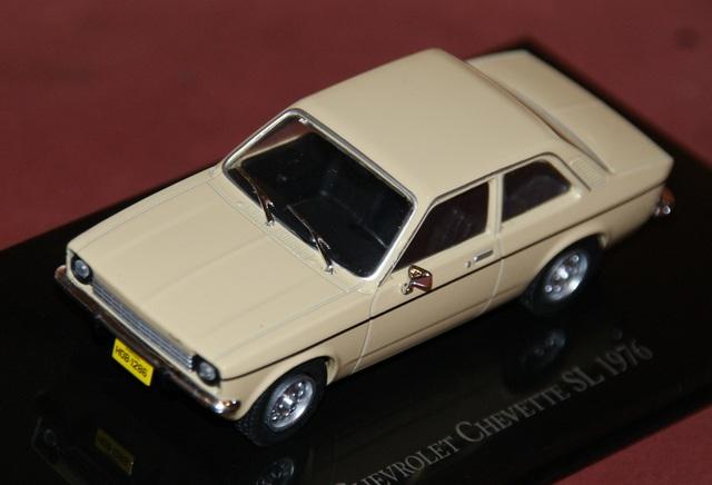 Chevrolet Chevette Sl 1976 Escala 1:43 D