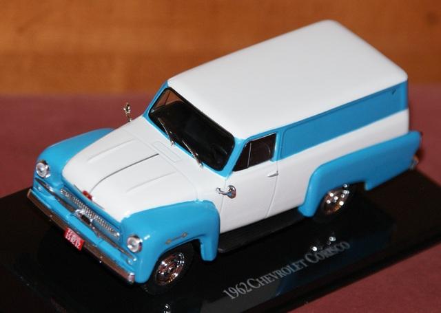 Chevrolet Corisco 1962 Escala 1:43 De Al