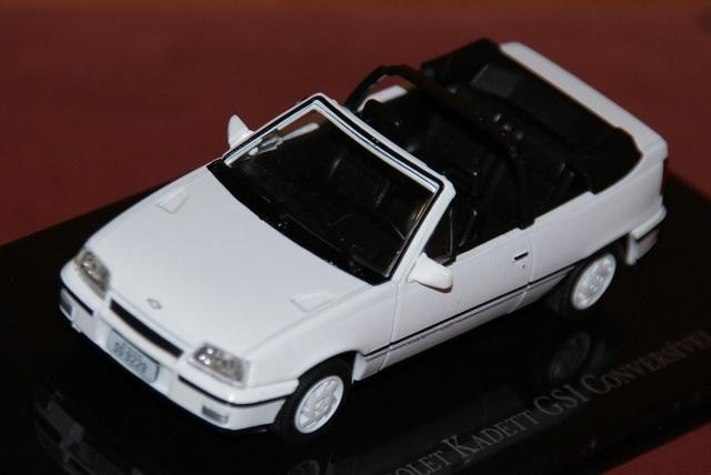 Chevrolet Kadett Gsi Conversivel (Opel K