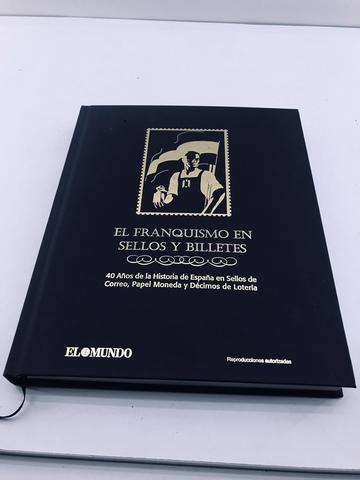 Libro De Colección De Sellos Y Billetes
