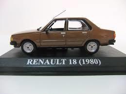 Renault 18 Altaya Escala 1:43
