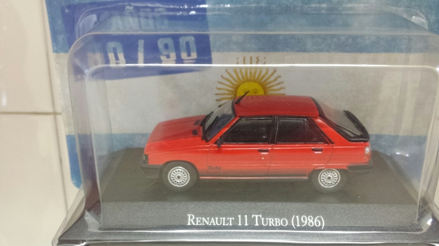 Renault 11 Turbo Escala 1:43