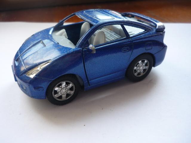 Miniatura Coche Toyota Celica