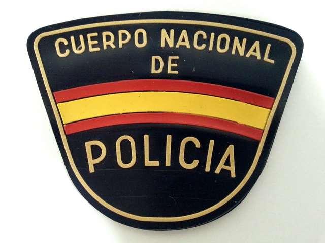 Parches Policia Nacional