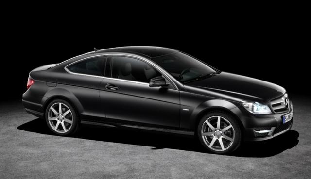 Mercedes-Benz C-Clase E63 AMG Completamente Impermeable Coche Cubierta De Algodón Forrado De Lujo