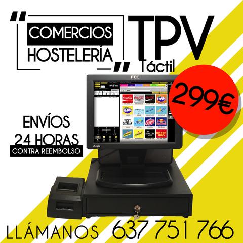 TPV TACTIL HOSTELERIA Y COMERCIOS - foto 1