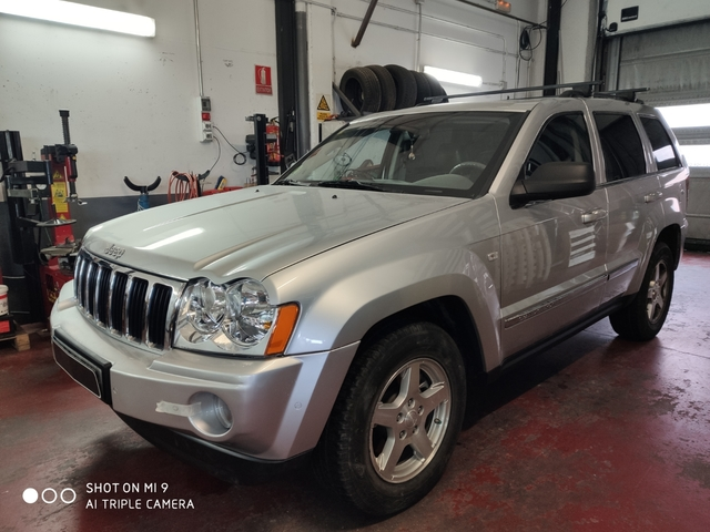 JEEP - G CHEROKEE LIMITED 181, 20€/MES - foto 1