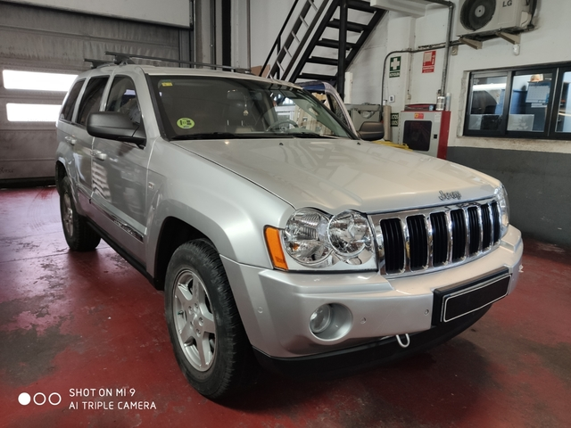 JEEP - G CHEROKEE LIMITED 181, 20€/MES - foto 2