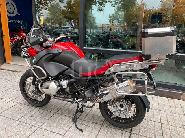 Wunderlich motor estribo protector bmw f 650//800 GS rojo -2016