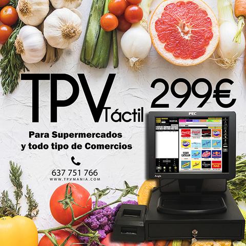 TPV BARES DISCOTECAS SUPERMERCADO TIENDA - foto 1